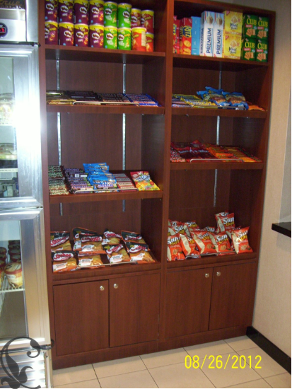Portfolio F -Candy/Snack Display